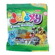 Жевательный мармелад с фруктовым соком Funny Animals Jelaxy 20 гр, фото 1