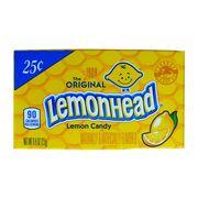 Драже со вкусом лимона Lemonhead Lemon Candy 23 гр, фото 1