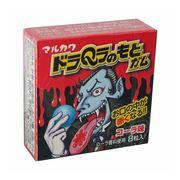 Жвачка Дракула кола красит язык в красный 8 шаров Marukawa 11 гр, фото 1