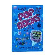 Взрывная карамель сладкая вата Cotton Candy Pop Rocks 9,5 гр, фото 1