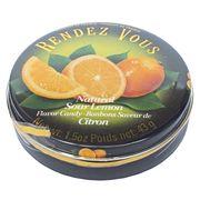 Леденцы Лимон Sour Lemon Rendez Vous 43 гр, фото 1