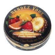Леденцы Фруктовое ассорти Mixed Fruit Rendez Vous 43 гр, фото 1