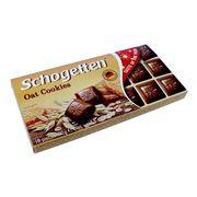 Молочный шоколад с кусочками овсяного печенья Schogetten 100 гр, фото 1