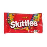 Драже фруктовый вкус Fruits Skittles 38 гр, фото 1