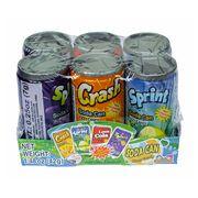 Шипучие конфеты вкус напитков Soda Can Kidsmania 42 гр, фото 1