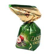 Шоколадные конфеты Ласковый орех Solidarnosc 100 гр, фото 1