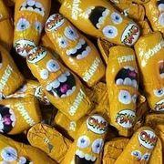 Шоколадные конфеты со взрывной карамелью вкус апельсина OMG! Orange Sorini 1 кг, фото 1