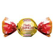 Шоколадные конфеты Крем с карамелью Nutty Crunchy Caramel Sorini 100 гр, фото 1