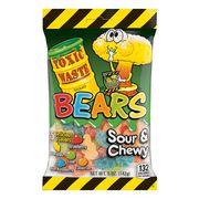 Самый кислый жевательный мармелад Мишки Bears Toxic Waste 142 гр, фото 1