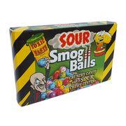 Невероятно кислые драже Smog Ball Toxic Waste 85 гр, фото 1