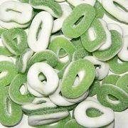 Мармелад на развес Яблочные кольца Trolli 100 гр, фото 1