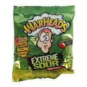 Екстремально кислые леденцы Extreme Sour Hard Candy Warheads 28 гр, фото 1