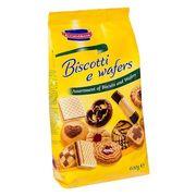 Ассорти из печенья и вафель Biscotti e Wafers KuchenMeister 400 гр, фото 1