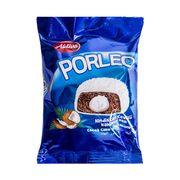 Шоколадный кекс с кремом и кокосом Porleo Aldiva 50 гр, фото 1