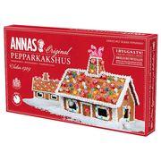 Печенье Имбирный домик Gingerbread House Annas 300 гр, фото 1