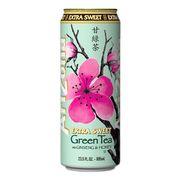 Сладкий зеленый чай Extra Sweet Green Tea AriZona 680 мл, фото 1