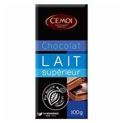 Молочный шоколад Cemoi 100 гр, фото 1