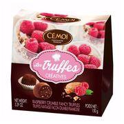 Трюфели Креатив с кусочками малины и печенья Cemoi 150 гр, фото 1