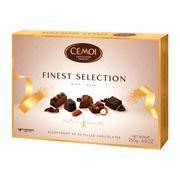 Коробка шоколадных конфет ассорти Finest Selection Cemoi 250 гр, фото 1