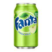 Газировка Green Apple Fanta 355 мл, фото 1