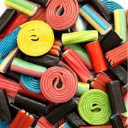 Жевательный мармелад Чудо Микс палочки мини, спирали, блоки Fini 100 гр, фото 1