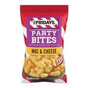 Запеченные сырные снеки Mac & Cheese Party Bites Fridays 92,3 гр, фото 1