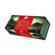 Шоколадные плитки с мятной начинкой Royal Mints Halloren 200 гр, фото 1
