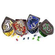 Драже Jelly Belly в жестяной коробке с эмблемами факультетов Хогвартса 28 гр, фото 1