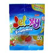 Жевательный мармелад с фруктовым соком Fruitmix Jelaxy 20 гр, фото 1