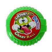 Жвачка роллер Арбуз Double Crazy Roll Johny Bee 18 гр, фото 1