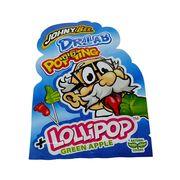 Леденец на палочке и кислая пудра Dr.Lab Popping Lollipop Johny Bee 13 гр, фото 1