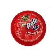 Жевательная резинка клубничная Roll Up Strawberry Lutti 29 гр, фото 1