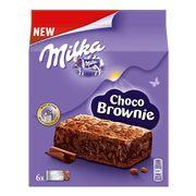 Шоколадный бисквит Choco Brownie Milka 150 гр, фото 1