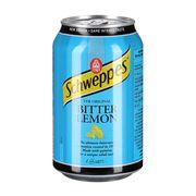 Газировка Bitter Lemon Schweppes 330 мл, фото 1