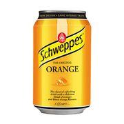 Газировка Orange Schweppes 330 мл, фото 1