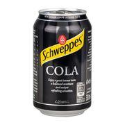 Газировка Cola Schweppes 330 мл, фото 1