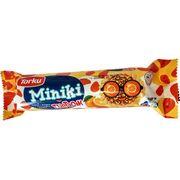 Печенье с молоком и апельсиновым джемом Miniki Turtacik Torku 102 гр, фото 1