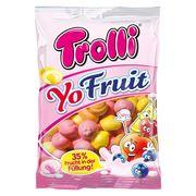 Мармелад Йогурт Фрукты YoFruit Trolli 200 гр, фото 1