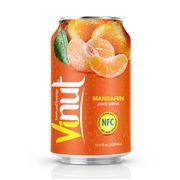 Напиток Mandarin Juice Drink Vinut 330 мл, фото 1