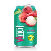 Напиток Lychee Juice Drink Vinut 330 мл, фото 1