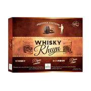 Коробка конфет с алкоголем Whisky Rum Prestige Edition Abtey 200 гр, фото 1