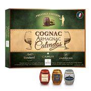 Конфеты с алкоголем Cognac Armagnac Calvados Prestige Edition Abtey 200 гр, фото 1