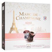 Конфеты с ликером розового шампанского Marc de Champagne Abtey 150 гр, фото 1