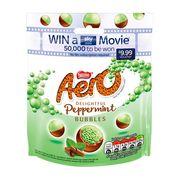 Шоколадные шарики с мятой Aero Peppermint Bubbles Nestle 102 гр, фото 1