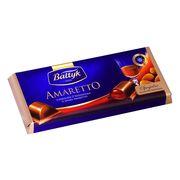 Шоколад десертный вкус ликера Амаретто Baltyk Amaretto147 гр, фото 1