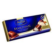 Молочный шоколад с Марципаном Baltyk Marzipan 151 гр, фото 1