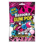 Леденец на палочке со жвачкой Gum Pop Bazooka 140 гр, фото 1