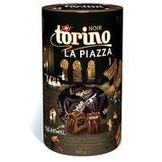 Конфеты из горького шоколада с трюфельной начинкой La Piazza Noir Torino 189 гр, фото 1