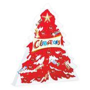 Адвент календарь Celebration Елка Микс шоколад Mars 215 гр, фото 1