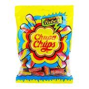 Мармелад с кислым вкусом тутти-фрути Sour Tubes mini Chupa Chups 150 гр, фото 1